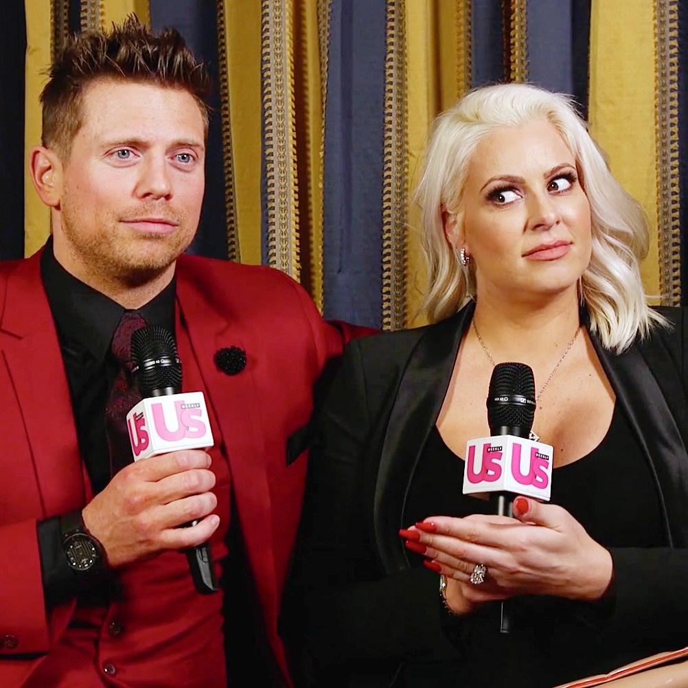 The Miz Maryse Miznanin